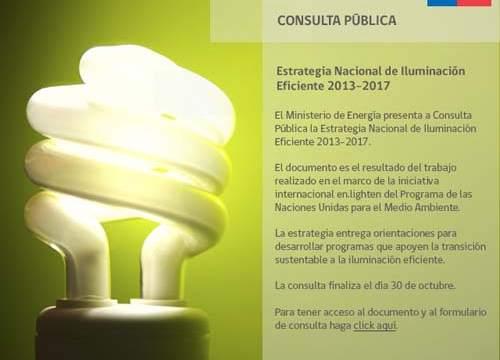 Eficiencia Energetica, IluEficienteChile