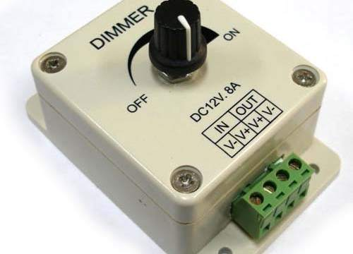 Electronica,Dimmer
