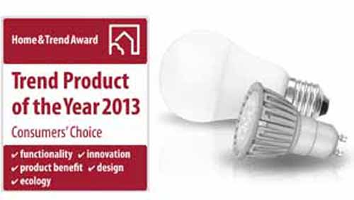 Osram,home-and-trend-award-2013