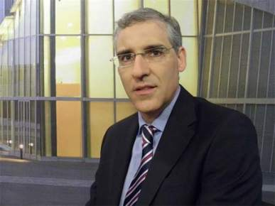 D. Francisco Conde Lopez,DG Industria Xunta Galicia