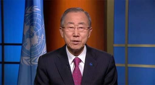 Ban Ki-moon- PNUMA,-iluminación eficiente