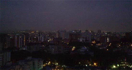 Corpoelec-alumbrado público-iluminación-Caracas-Venezuela