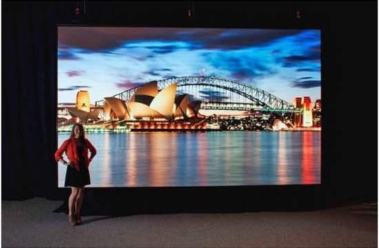 NanoLumens-NanoSlim Engage- pantalla de visualización LED