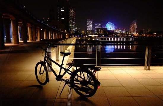 chalecos inteligentes- ciclistas-focos LED- SafeRide-Ciclomatrix