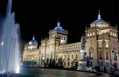 Valladolid, alumbrado público, Electro Stocks, Hispanofil