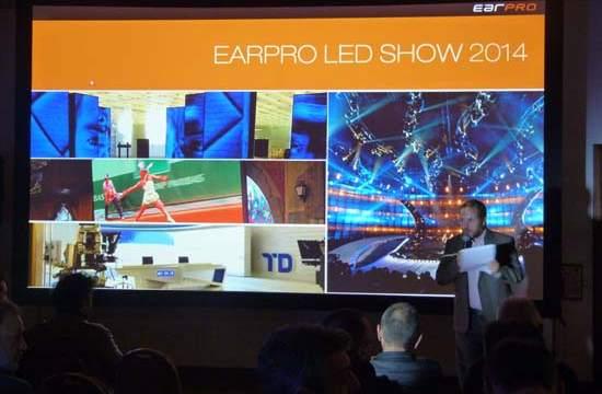 Earpro- LED-Leyard-LG