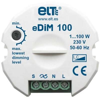 ELT- LED-regulación- protección-módulos de LED- downlights-reguladores- lámparas