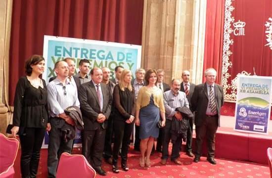 Premios EnerAgen-eficiencia energética,