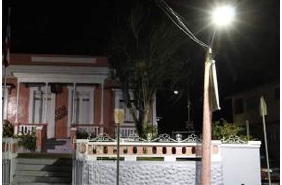 Luminaria-LED-Posterriqueño- RUM- AEE-Puerto Rico