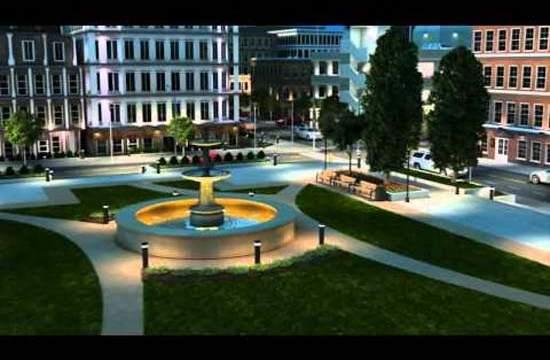 Acuity Brands-LED- Philips- Osram- Cree- iluminación-luminarias- alumbrado público