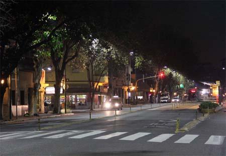 Alumbrado público- LED- telegestión- Buenos Aires
