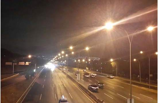 Corpoelec-alumbrado público- iluminación - Caracas- Venezuela