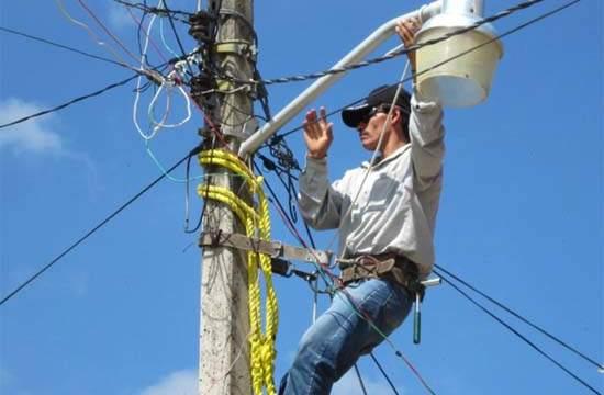 Coopesantos- LED- Costa Rica- iluminación LED- luminarias