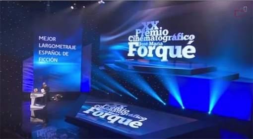 Premio Cinematográfico- Forqué-LED- EGEDA-Fluge Audiovisuales