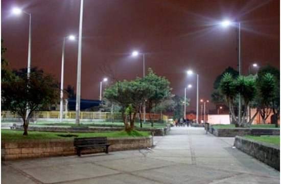 Alumbrado público- Codensa-Bogotá- Alcalde Petro- LED