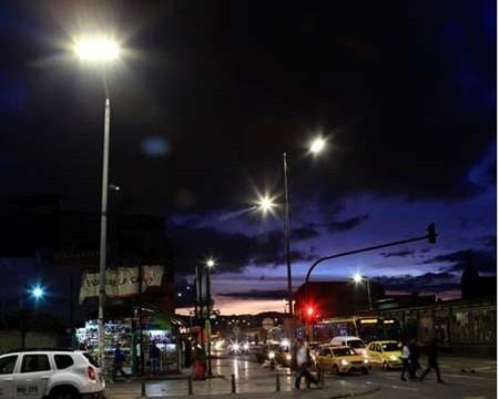 Iluminación- eficiencia energética-alumbrado público-Bombillas-LED