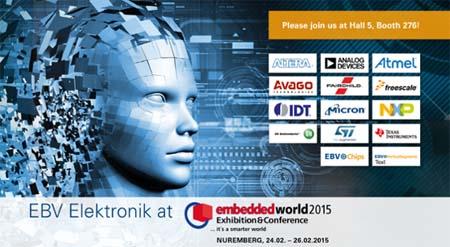 EBV-EBVchips-Embeddedworld- Segmento Vertical-Internet de las Cosas- embebidos-semiconductores