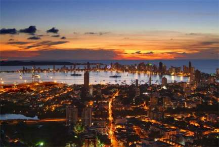 Eficiencia Enérgetica LED Colombia- LED- luminarias- Led Roadway Lightning Ltd- Cartagena