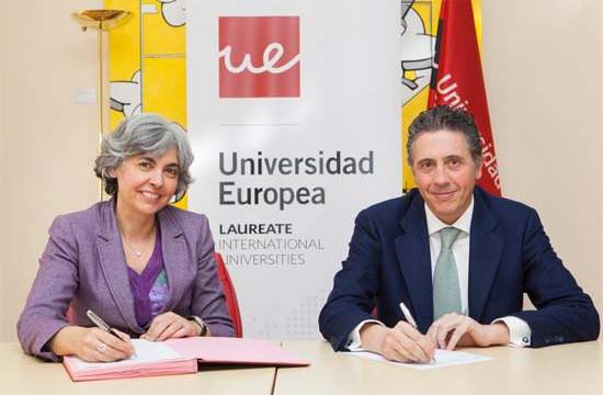 """Cátedra """"LUZ Y ARQUITECTURA""""- Philips- luz-megaciudades- Universidad Europea"""