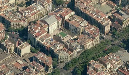 Industria eficiencia, FEDER Concurso- Eixample- Barcelona-eficiencia energética y sostenibilidad- rehabilitación