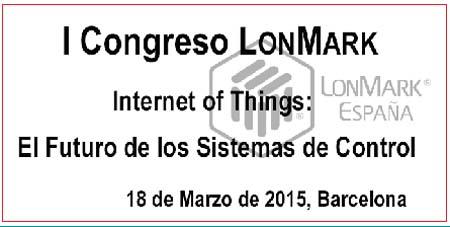 LonWorks- LonMark España- Internet de las Cosas-Congreso-automatización y control
