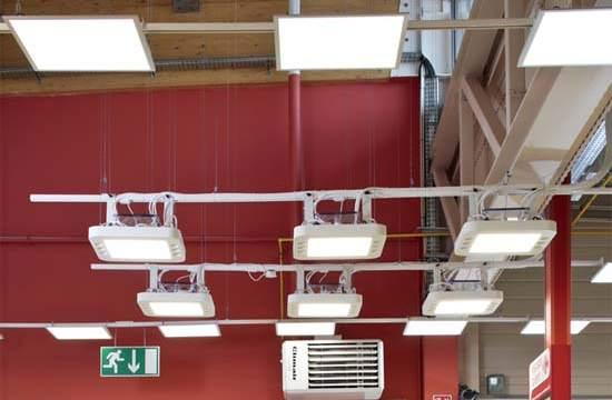 Echy- LED- Philips- Carrefour-iluminación-luz- fibra óptica