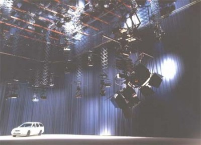 A1 Studio Tv- LED- iluminación profesional- iluminación- video