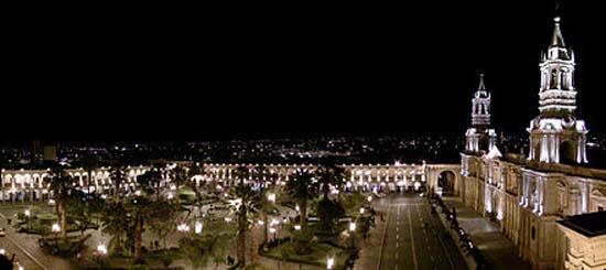 Iluminación- LED- Arequipa- Perú- Next Top Corporation- LED