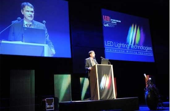 Siegfried Luger, LpS, LED, Luger Research, iluminación, LED professional, Luger, ponencias, luz