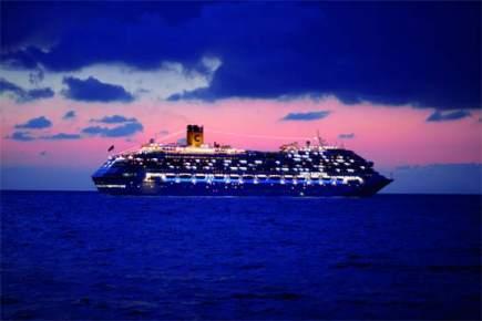 Philips-Costa Cruceros-CO²- iluminación- LED- emisiones- cruceros- buques- transporte marítimo