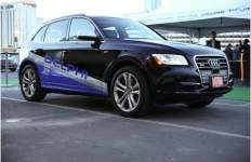 Láser- Audi-Delphi- vehículo autónomo- sensores- lidar