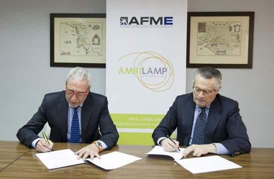 AFME-AMBILAMP-Residuos de Aparatos Eléctricos y Electrónicos- RAEEs- material eléctrico- residuos