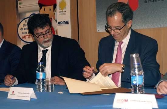 Planes Renove- Renove- alumbrado de emergencia- Comunidad de Madrid-alumbrado