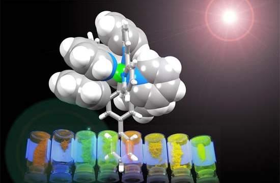 células electroquímicas- LEC- iluminación- luz-LED