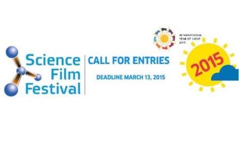 Festival de Cine de Ciencia- luz