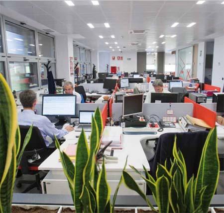 Iluminación- Philips- oficinas- iluminación de oficinas-Philips Lighting