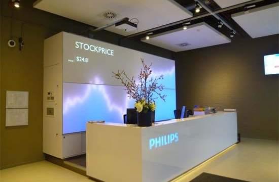 Philips-venta- iluminación-CVC-KKR-Bain Capital