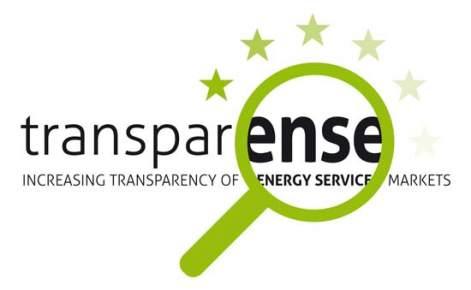 Contratos de Rendimiento Energético-TRANSPARENSE-Código de Conducta Europeo para Contratos de Rendimiento Energético-EPC-Escan