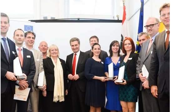 Servicios Energéticos- premios Europeos a los Mejores Servicios Energéticos