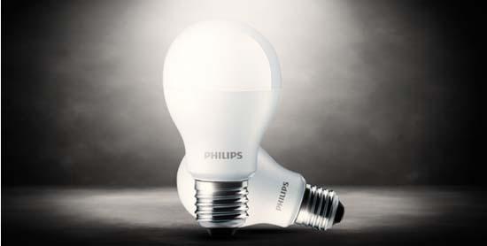 Philips- bombilla LED