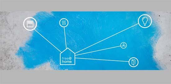 free@home- Niessen de ABB-automatización