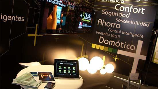 Domótica-Ciudades Digitales- smart cities- Santiago