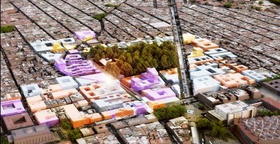 Ciudad Creativa Digital- energía- transporte-movilidad