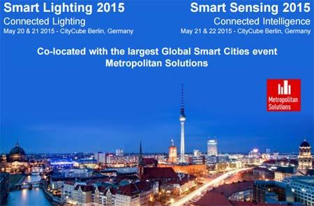 Smart Lighting 2015- Iluminación Conectada- iluminación