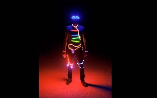 Luz- Urban Light Score Race- diseñadoras de iluminación- iluminación