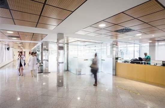 LED-Philips- iluminación-Hospitales Nisa-