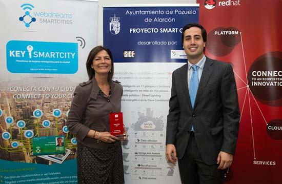 Smart City Pozuelo- Smart cities-SOCINFO- smart city- alumbrado público