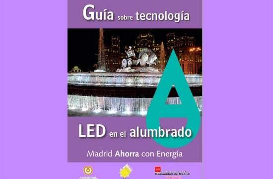 Guía sobre tecnología LED en alumbrado, Fenercom, Anfalum, LED, alumbrado
