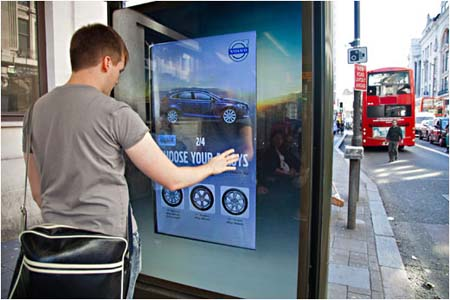 DooH- digital signage- LED-OVAB- DBCI-