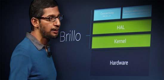 Google- Brillo- Internet de las cosas-IoT